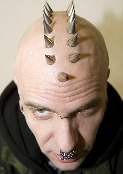 tattoo new : 2012: Weird Tattoos And Weird Piercings