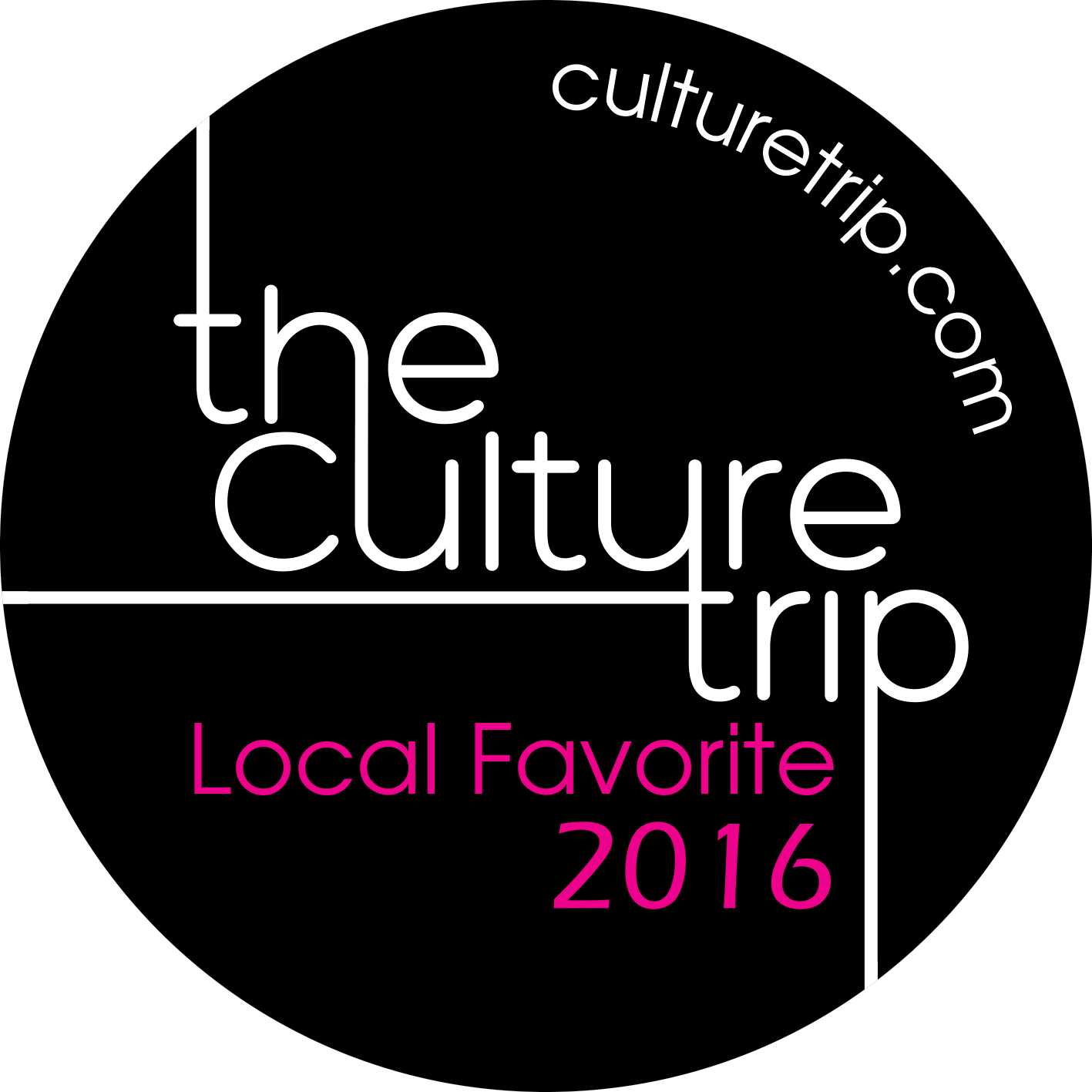LOCAL FAVORITE AWARD 2016