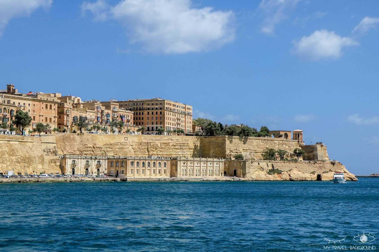 My Travel Background : les incontournables de Malte, Île de Malte (partie 1) - Port de La Valette