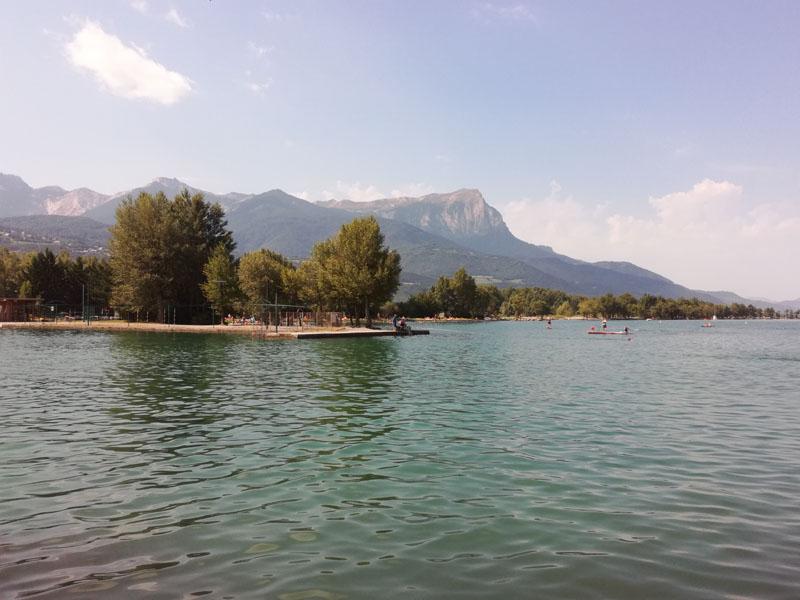 Il lago Embrun