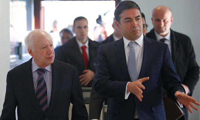 Βόμβα από τον Σκοπιανό ΥΠΕΞ: Κανείς δεν θα αγγίξει το δικαίωμά μας να είμαστε Μακεδόνες