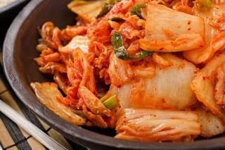 Kimchi Rekomendasi Masakan Korea Selatan