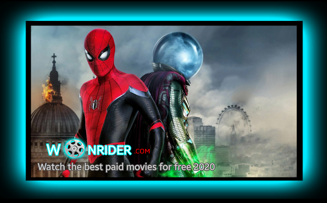 Spider Man Far from Home online full free