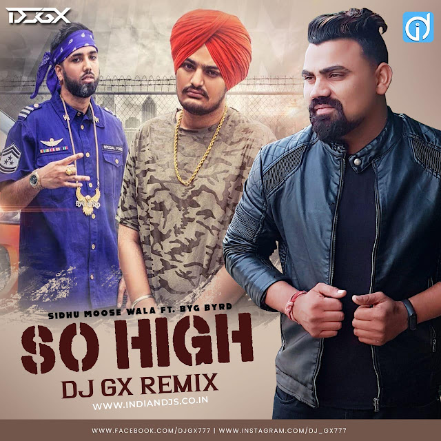 so high remix song download
