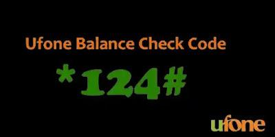 Ufone Balance Check Code 2021 | Ufone Advance Balance Code 2021