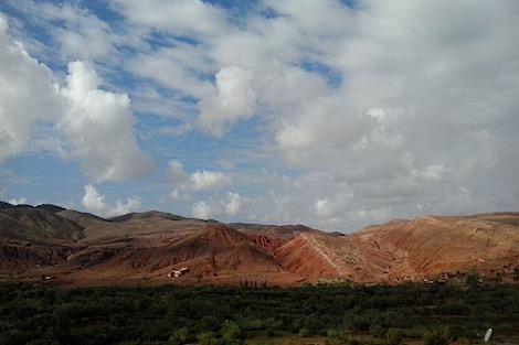 taroudantpress  هذه توقعات أحوال الطقس اليوم الأحد في المغرب   تارودانت بريس