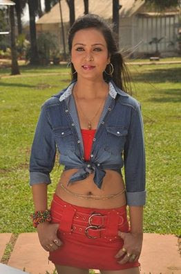 Mohini ghosh bold picture