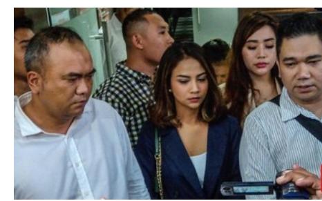 Polisi Tetapkan Vanessa Angel Tersangka Kasus Narkoba