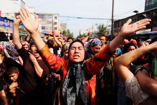 Diam Atas Permasalahan Uyghur, Dosanya Lebih Besar Dibanding Judi dan Riba
