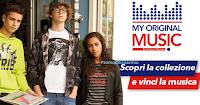 Logo My Original Music: vinci i pass per concerti + omaggio sicuro
