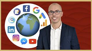Digital Marketing Course 2021: Be a Digital Marketing Nomad