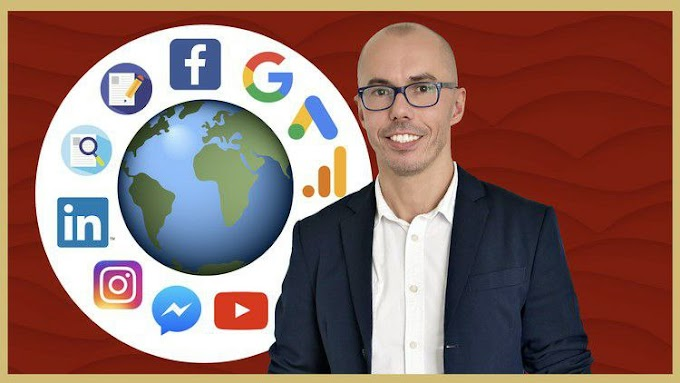 Digital Marketing Course 2021: Be a Digital Marketing Nomad [Free Online Course] - TechCracked