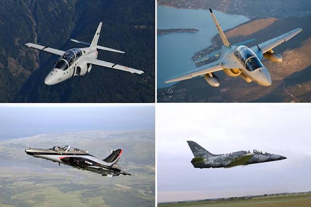 Slovakia buy new trainer jet