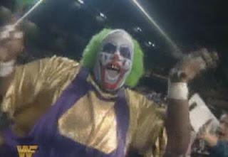"""WWF / WWE Survivor Series 1993: """"Mabel Doink"""" - Freaky"""