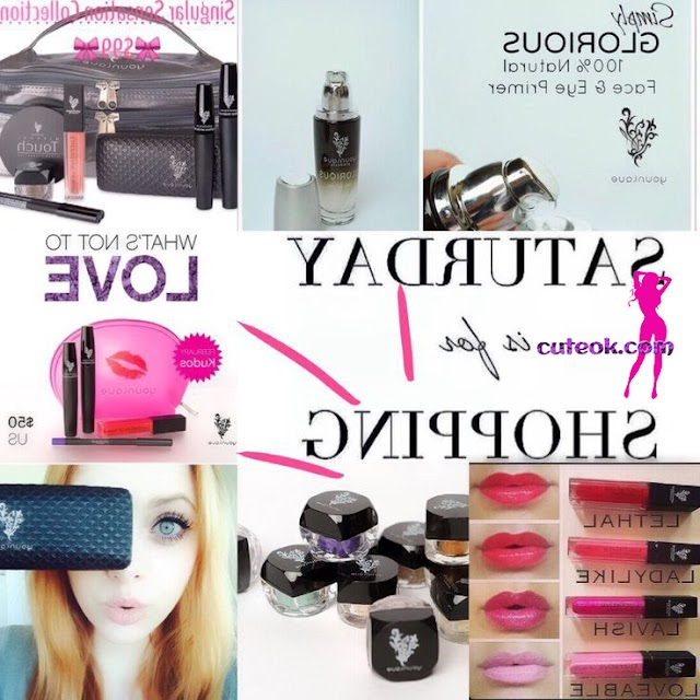 The 10 most used Younique makeup products