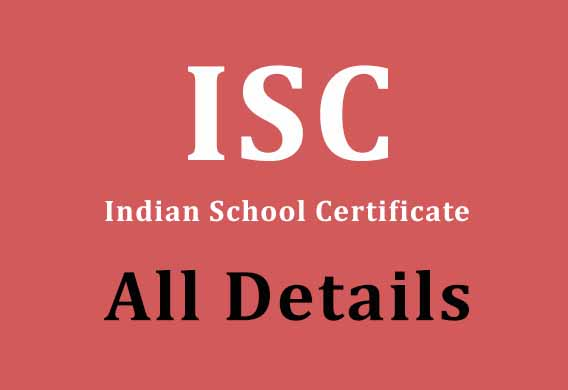 ISC Board| Latest News and Announcements