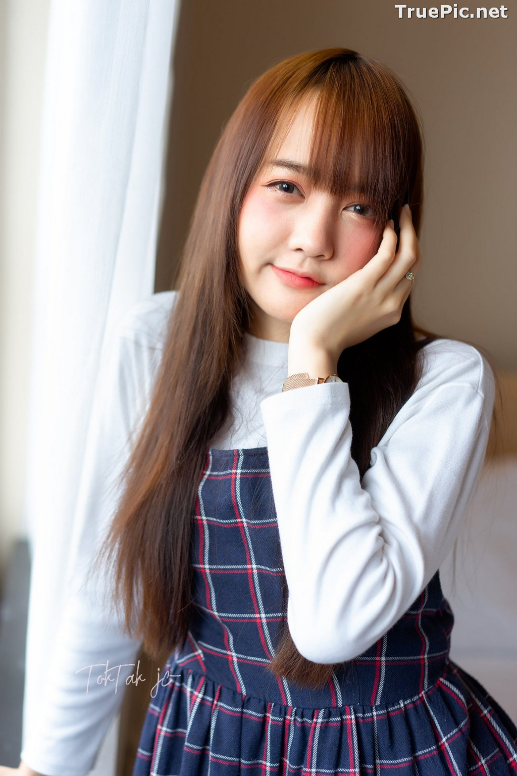 Image Thailand Model - Fenfern Aeryingsak - Cute School Girl - TruePic.net - Picture-4