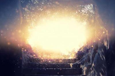 La manifestazione terrena dello spettacolo celeste sarebbe stata un'esibizione abbagliante