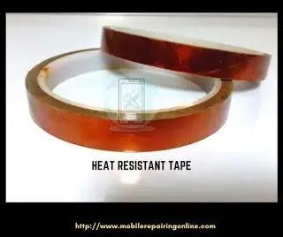 high temperature silicone adhesive tape