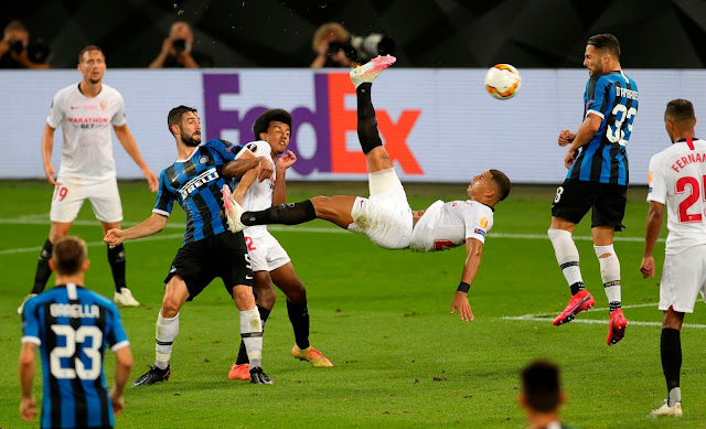 El dueño absoluto de la Europa League