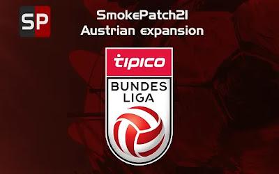 Austria league pes21