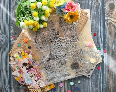 ♥Весенняя конфетка в честь именин блога♥ до 21 апреля
