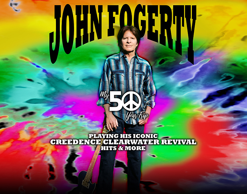 RELIQUARY: John Fogerty [2019.07.10] My 50 Year Trip To Sweden
