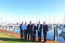 Lawatan Ke Australia, Dr Zul Inspirasi Pengembangan Pariwisata di NTB