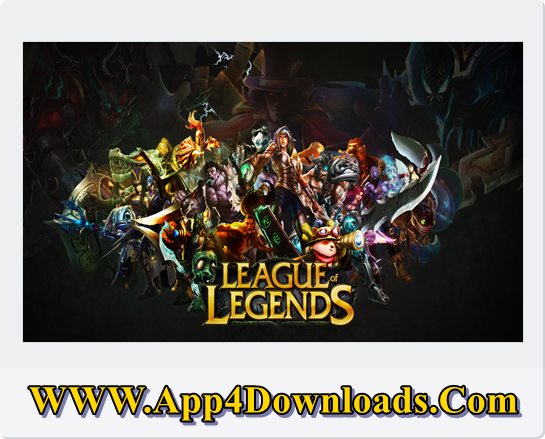 League of Legends 7.17 Download For PC