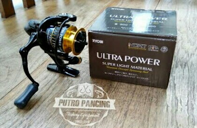 reel ultralight ryobi ultra power 500