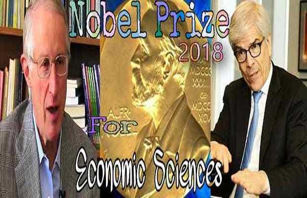 2018 Nobel Prize