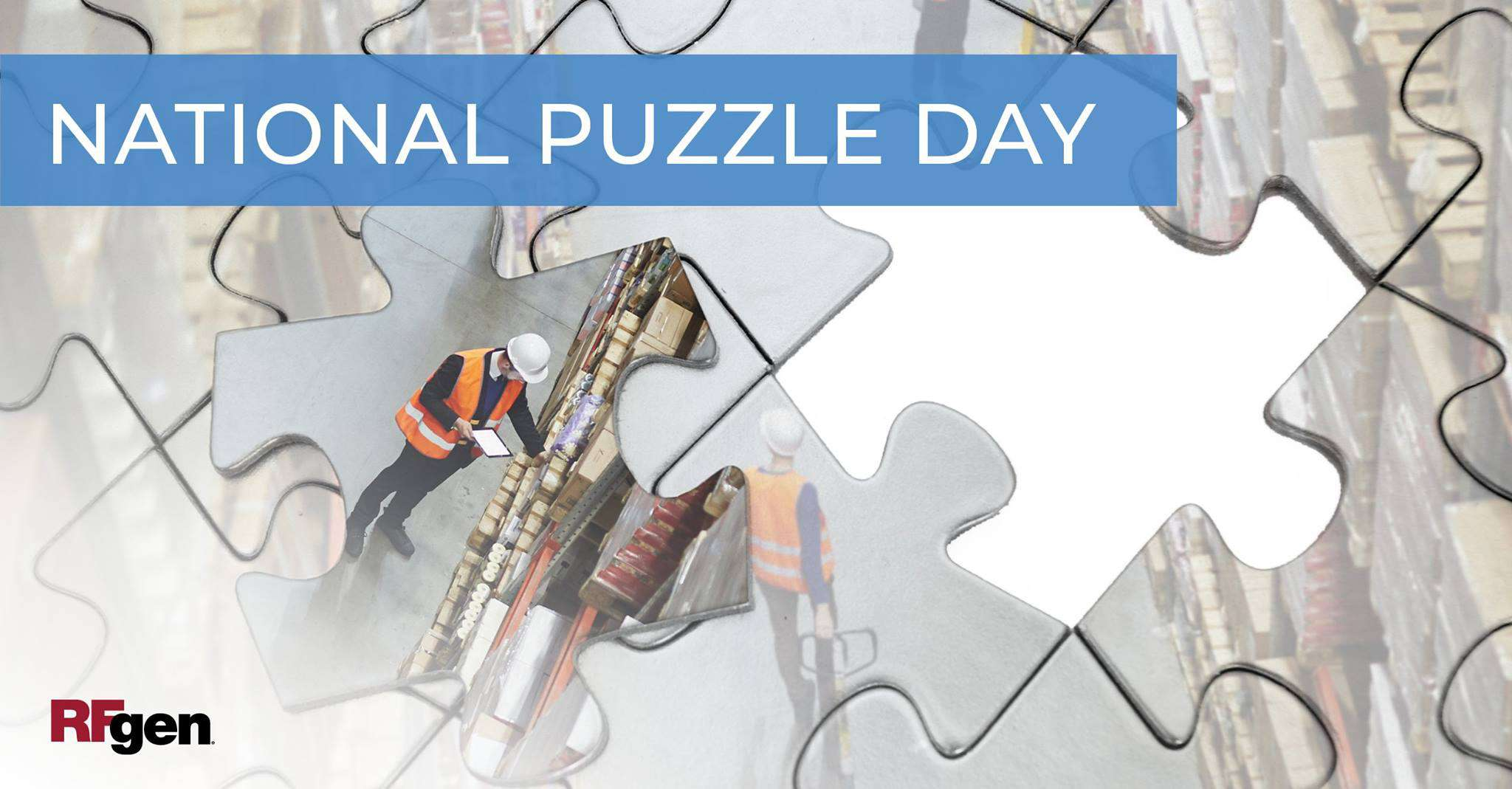 National Puzzle Day Wishes For Facebook