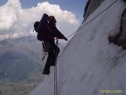 Persiapan naik gunung