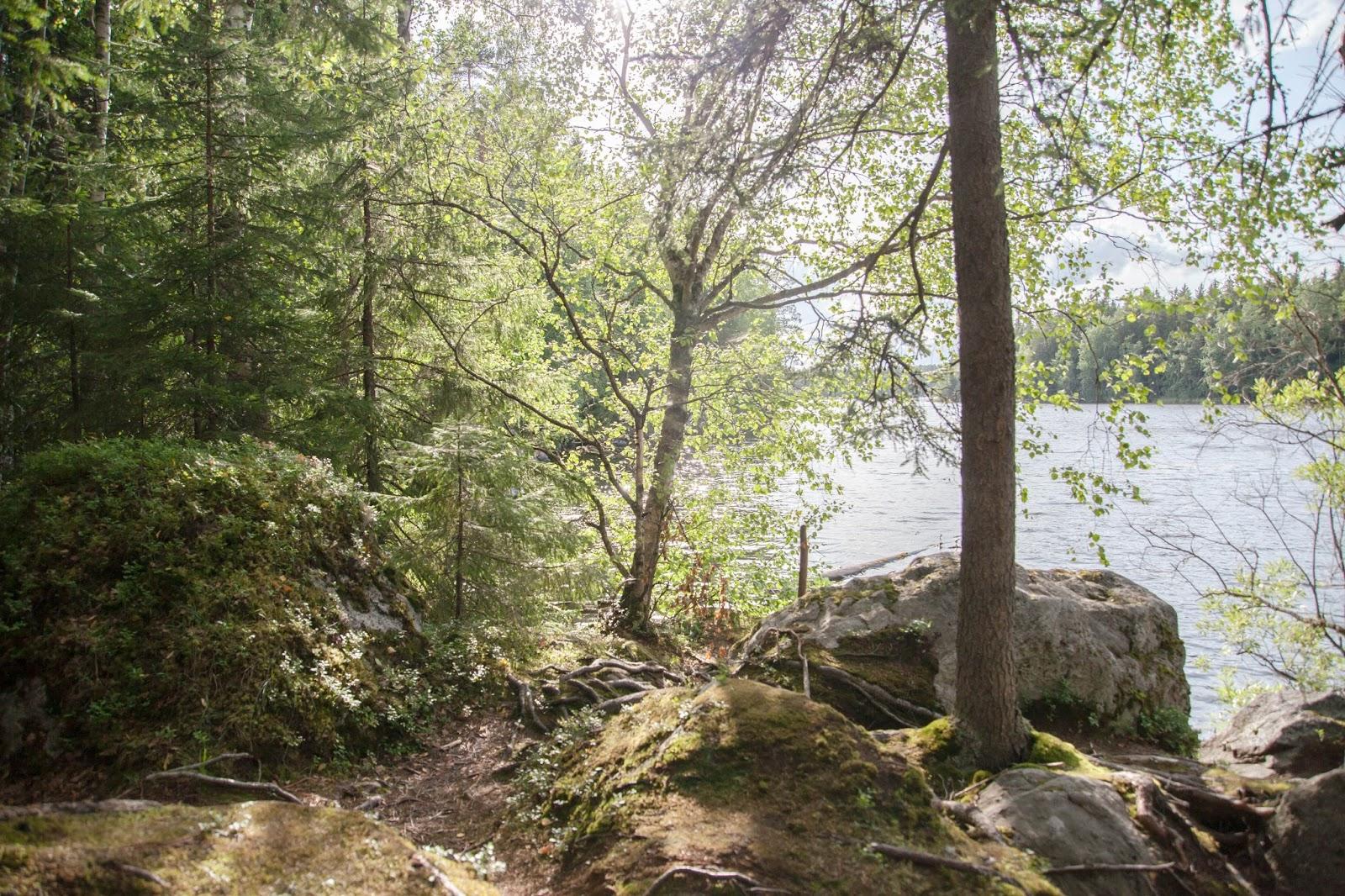 kivikko lempäälä luontopolku