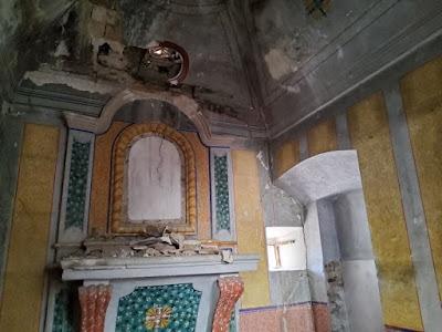 Palazzo Ricci Palace renovation