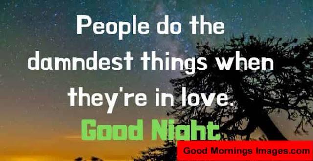 Good Night & Sweet Dreams Today