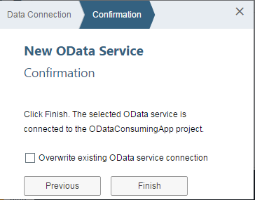 SAPUI5 Application Consuming OData service with SAP WEB IDE