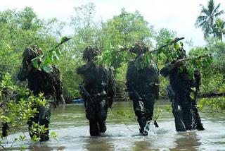 Sumpit Suku Dayak Kalimantan