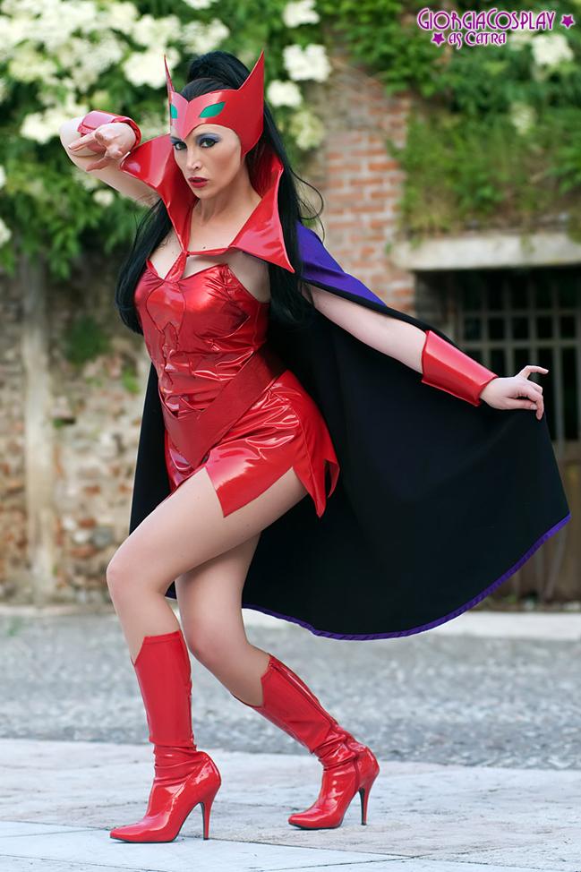 Cosplay - Catra She-Ra the Princess of Power | REVOLTADO