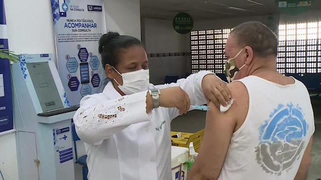 Jaboatão amplia vacinação contra covid-19 para maiores de 18 anos e anuncia 'virada vacinal' com 24 horas de aplicação de doses