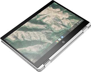 HP Chromebook x360 2-in-1 14b-ca0013dx
