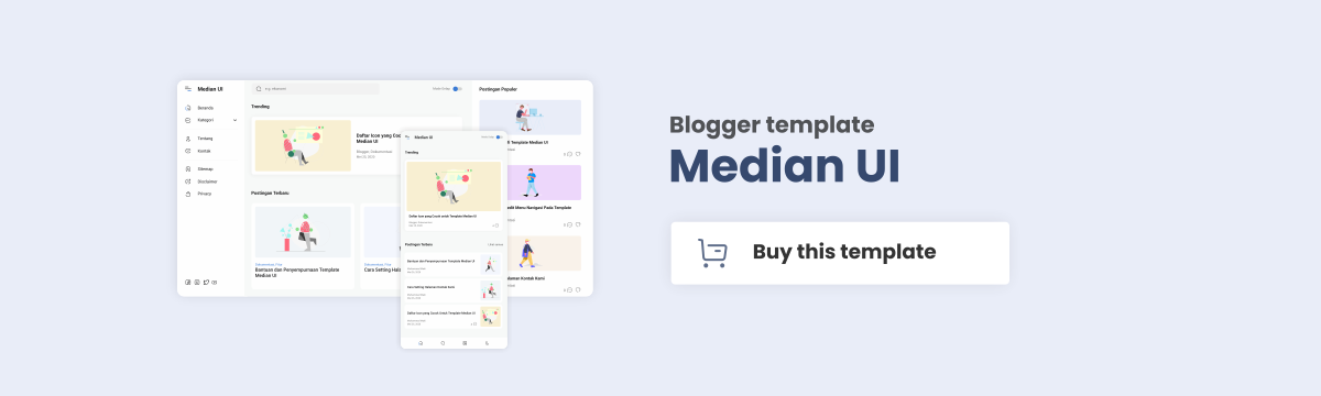 Download Blogger Template