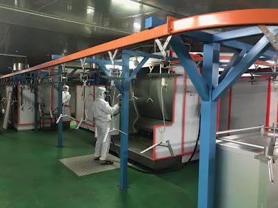 Tuyển 9 nữ làm công việc sơn sản phẩm nhựa tại Aichi tháng 5 năm 2019