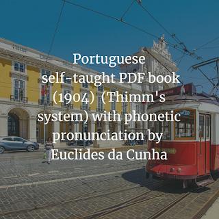 Portuguese self-taught PDF book