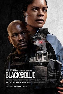 Xem Phim Cảnh Sát Da Màu - Black And Blue