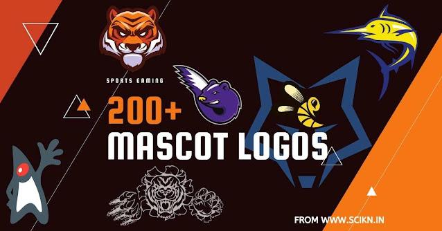 Gaming Mascot Logo Free Download