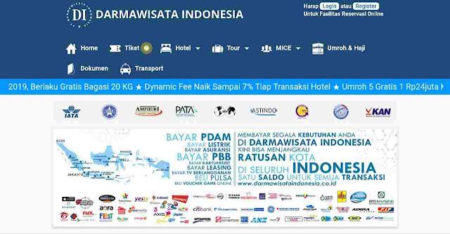 Bisnis travel agen bersama Darmawisata