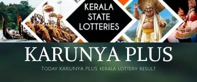 Today Kerala lottery result Karunya Plus