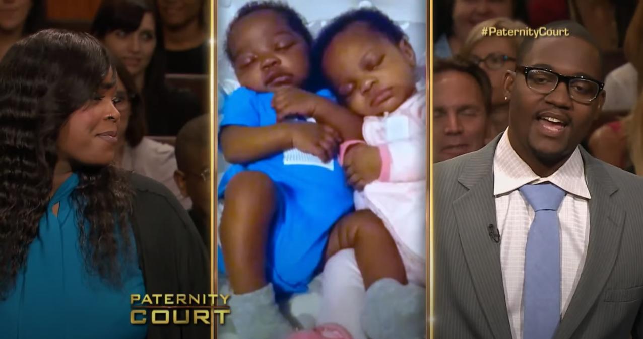 Paternity Court 03.11.2021 (Robinson v. Smith) Full Episode