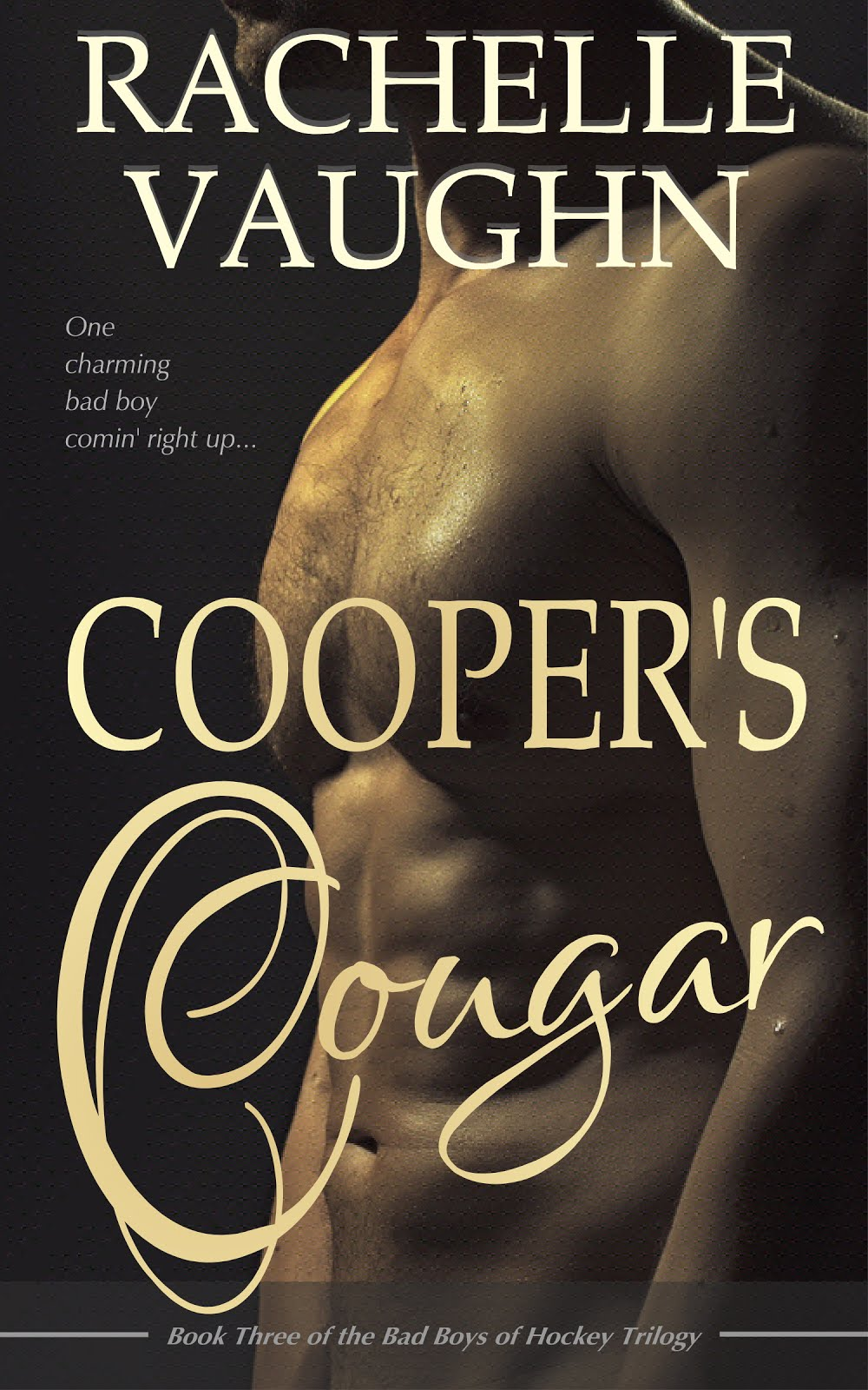 Cooper's Cougar (Bad Boys of Hockey Trilogy, Book 3)